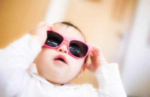 サングラス 紫外線 赤ちゃん ビタミンD